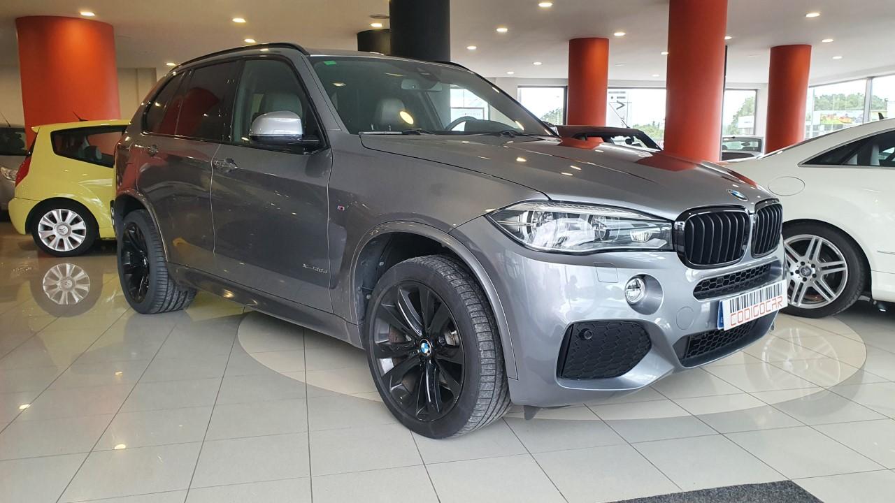 BMW X5 XDRIVE 3.0d PAQUETE M COMPLETO ¡¡125000KM!!:  de CODIGOCAR