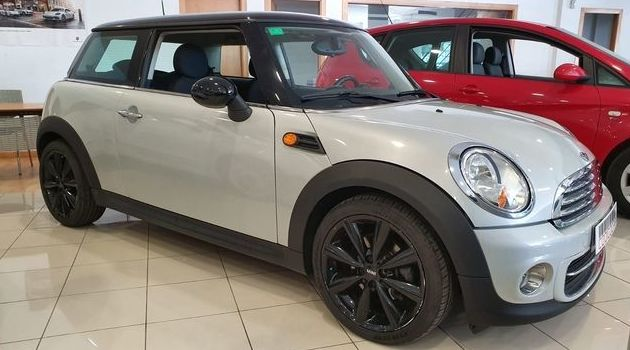 MINI COOPER AUTOMATICO!! PERFECTO ESTADO!! : Compra venta de coches de CODIGOCAR