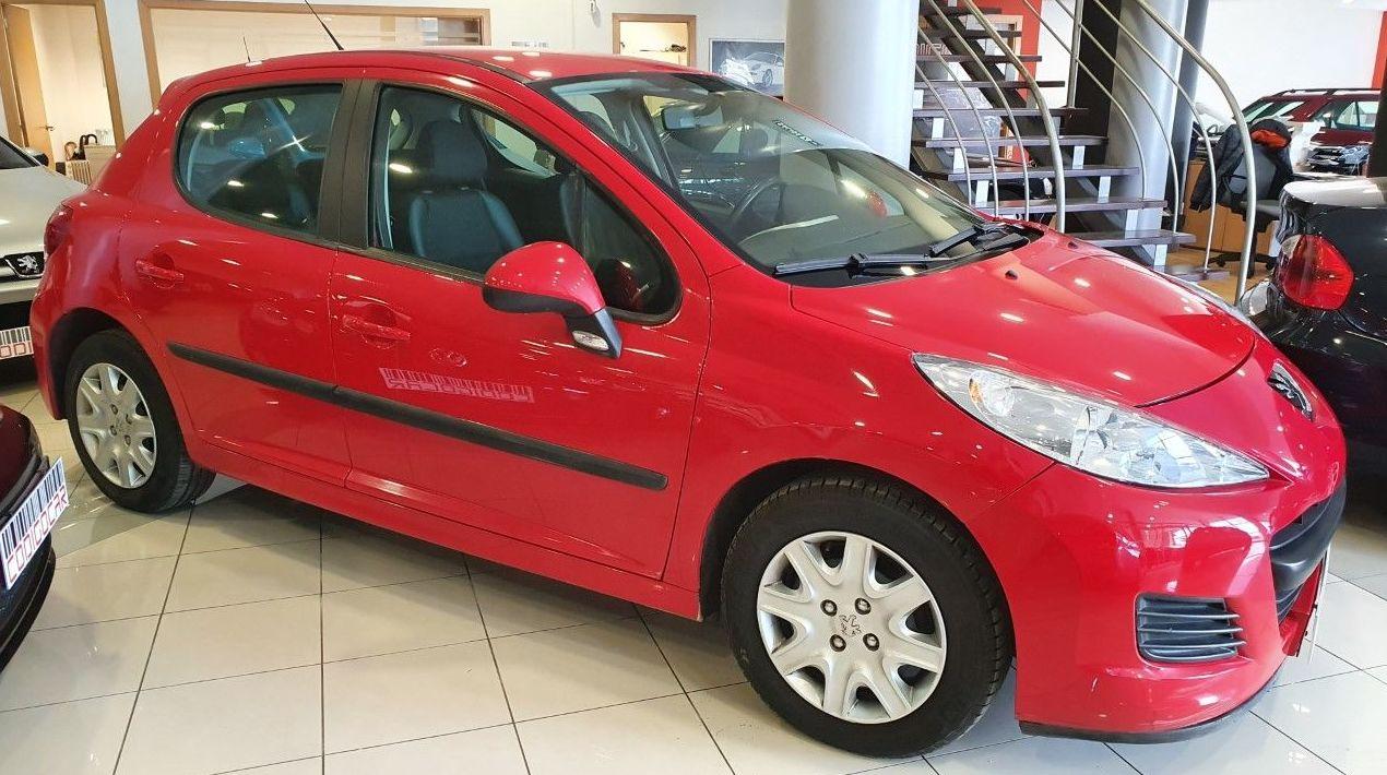 PEUGEOT 207 1.4HDI 5PUERTAS!!: Compra venta de coches de CODIGOCAR