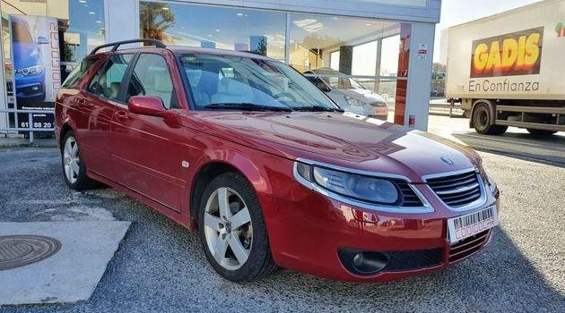 SAAB 95TiD VECTOR SW: Compra venta de coches de CODIGOCAR