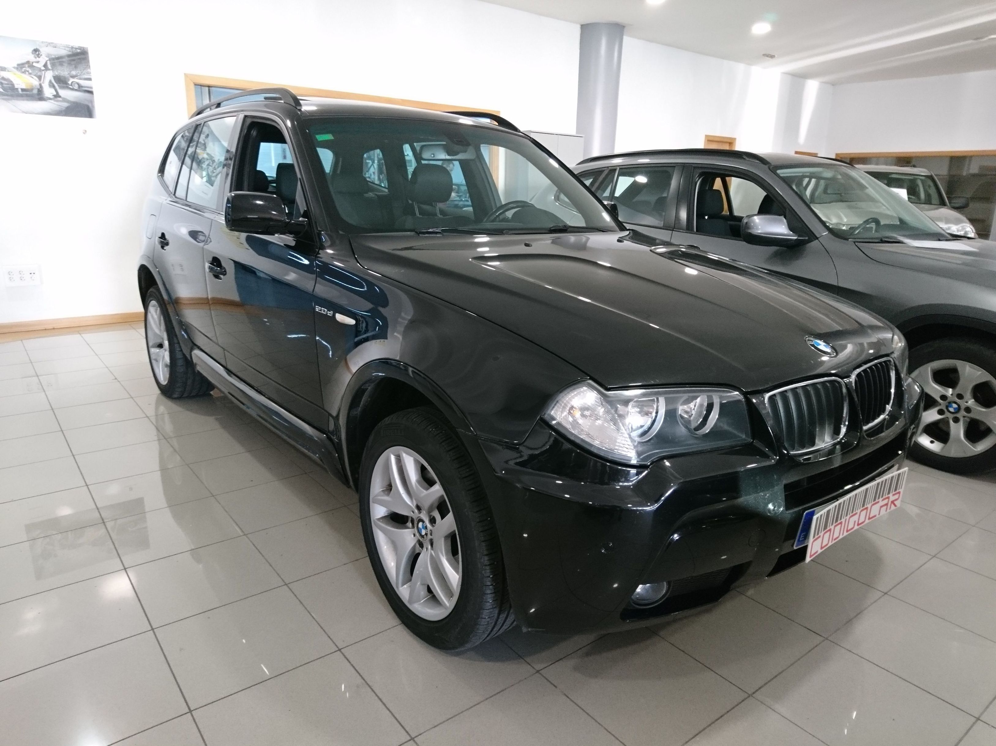 BMW X3 2.0D M TECHO PANORAMICO: Compra venta de coches de CODIGOCAR