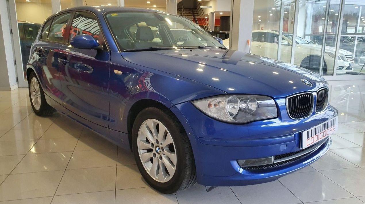BMW 118D: Compra venta de coches de CODIGOCAR