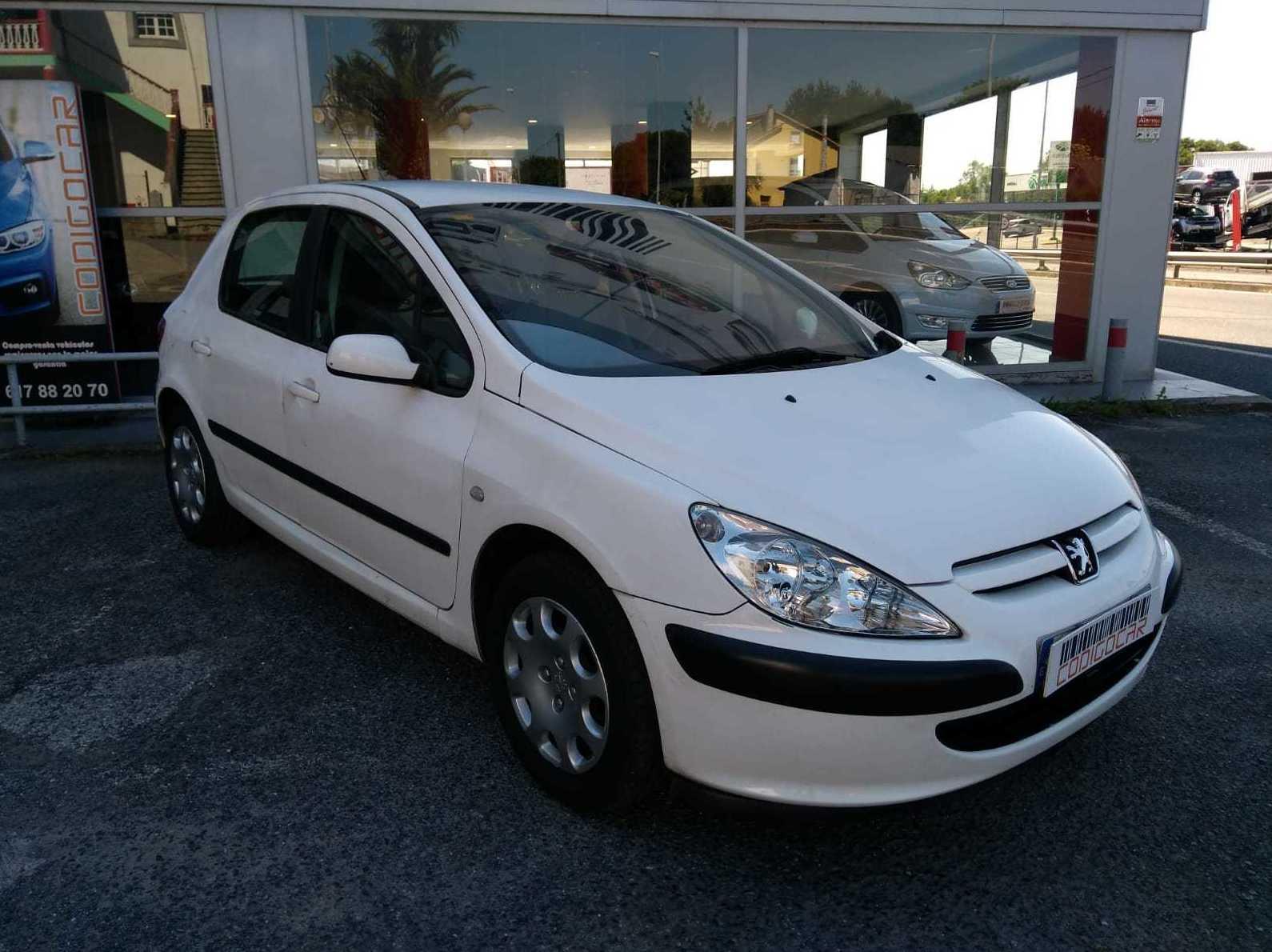 PEUGEOT 307 1.4HDI 5 PUERTAS: Compra venta de coches de CODIGOCAR
