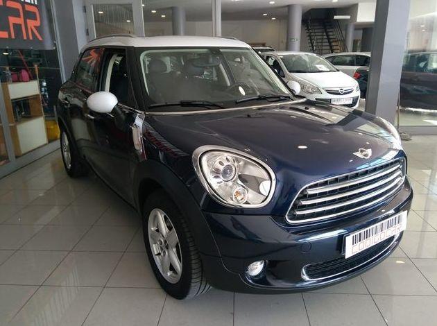 MINI COOPER COUNTRYMAN COOPER CON TECHO PANORÁMICO!! 58000KM!!: Compra venta de coches de CODIGOCAR