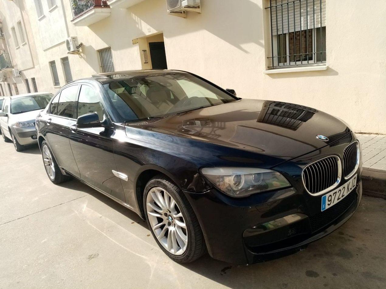 BMW 730D PAQUETE M COMPLETO CON TECHO SOLAR!! : Compra venta de coches de CODIGOCAR