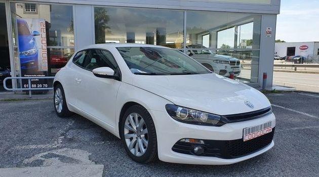 VOLKSWAGEN SCIROCCO 2.0TDI 170CV!! : Compra venta de coches de CODIGOCAR