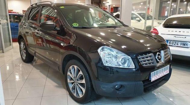 NISSAN QASHQAI 2.0CDI TEKNA SPORT 4X2 TECHO PANORAMICO: Compra venta de coches de CODIGOCAR