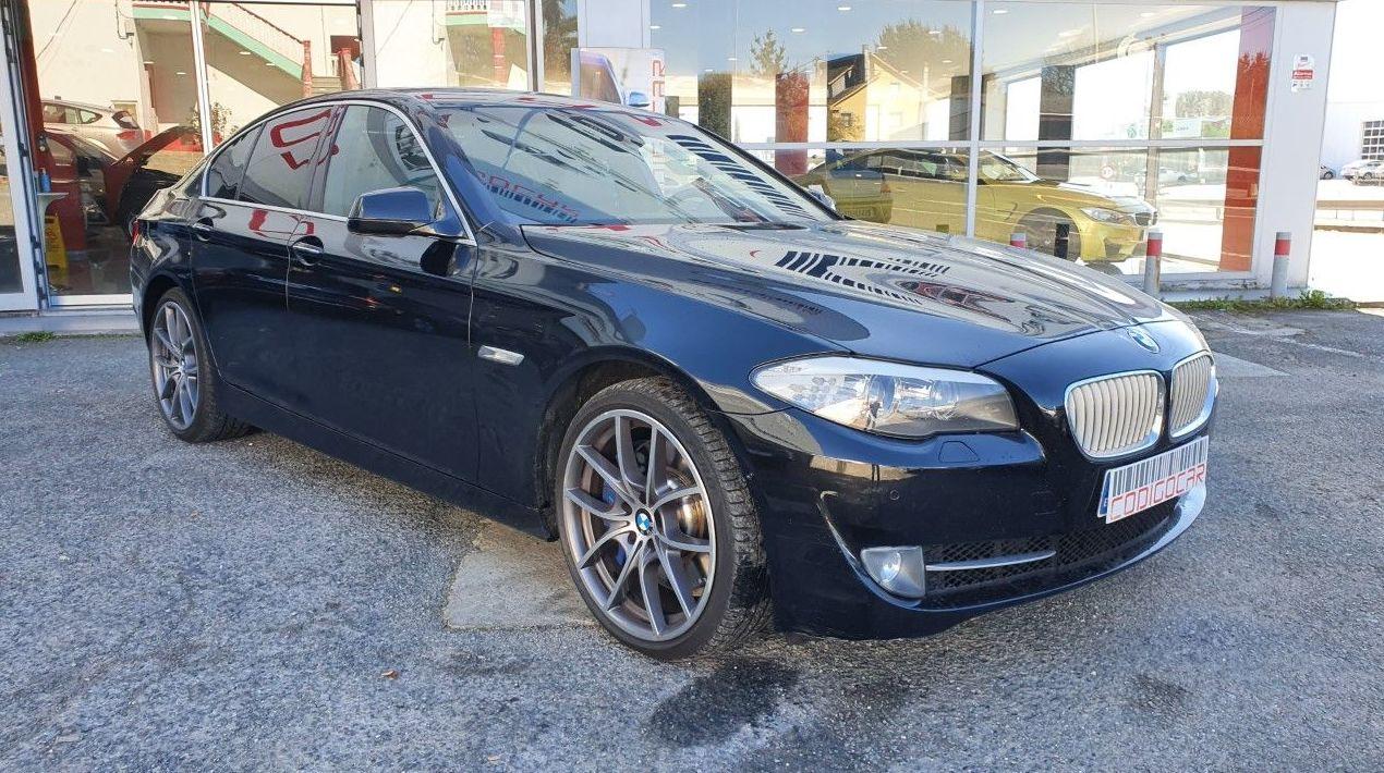 BMW 550i FULL EQUIPE  ¡¡154400KM!!:  de CODIGOCAR