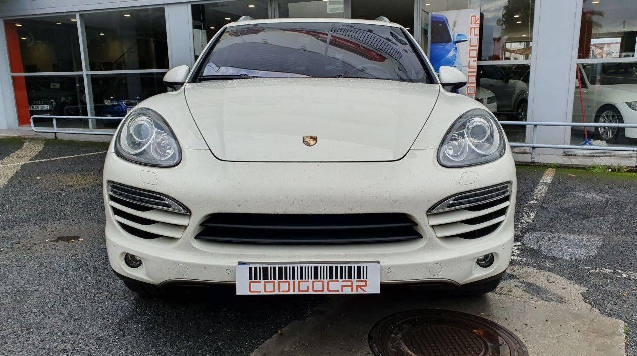 PORSCHE CAYENNE 3.0TD TIPTRONIC ¡¡IMPECABLE!!: Compra venta de coches de CODIGOCAR