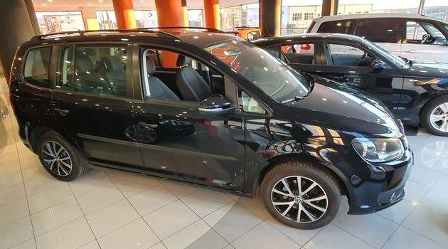 VOLKSWAGEN TOURAN 1.6TDI ¡¡129000KM!!: Compra venta de coches de CODIGOCAR