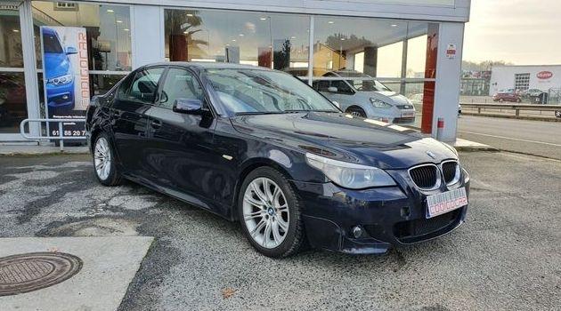 BMW 530D PAQUETE M INTERIOR Y EXTERIOR CON TECHO SOLAR!! : Compra venta de coches de CODIGOCAR