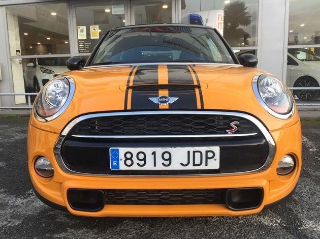MINI COOPER SD JOHN COOPER WORKS AUTOMÁTICO!!: Compra venta de coches de CODIGOCAR