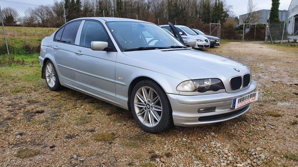 BMW 320D 136CV:  de CODIGOCAR