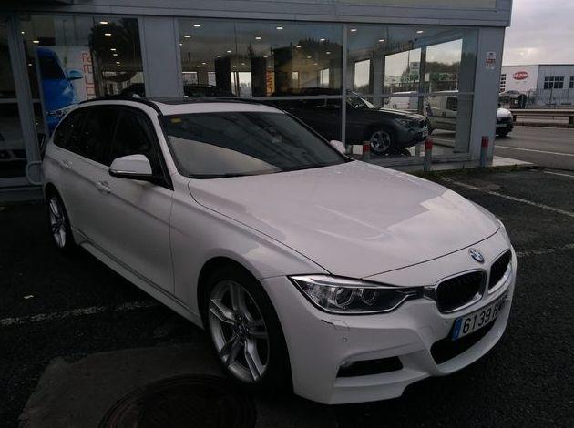 BMW 320D SPORT TECHO PANORAMICO 103000KM!!!: Compra venta de coches de CODIGOCAR