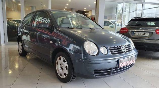 VOLKSWAGEN POLO 1.4TDI ¡¡131000KM!!: Compra venta de coches de CODIGOCAR
