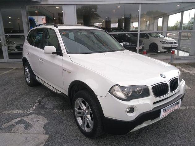 BMW X3 2.0D 177CV CON TECHO PANORÁMICO: Compra venta de coches de CODIGOCAR