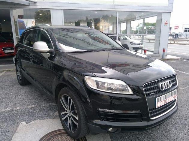 AUDI Q7 3.0TDI MUY BUEN ESTADO!! : Compra venta de coches de CODIGOCAR