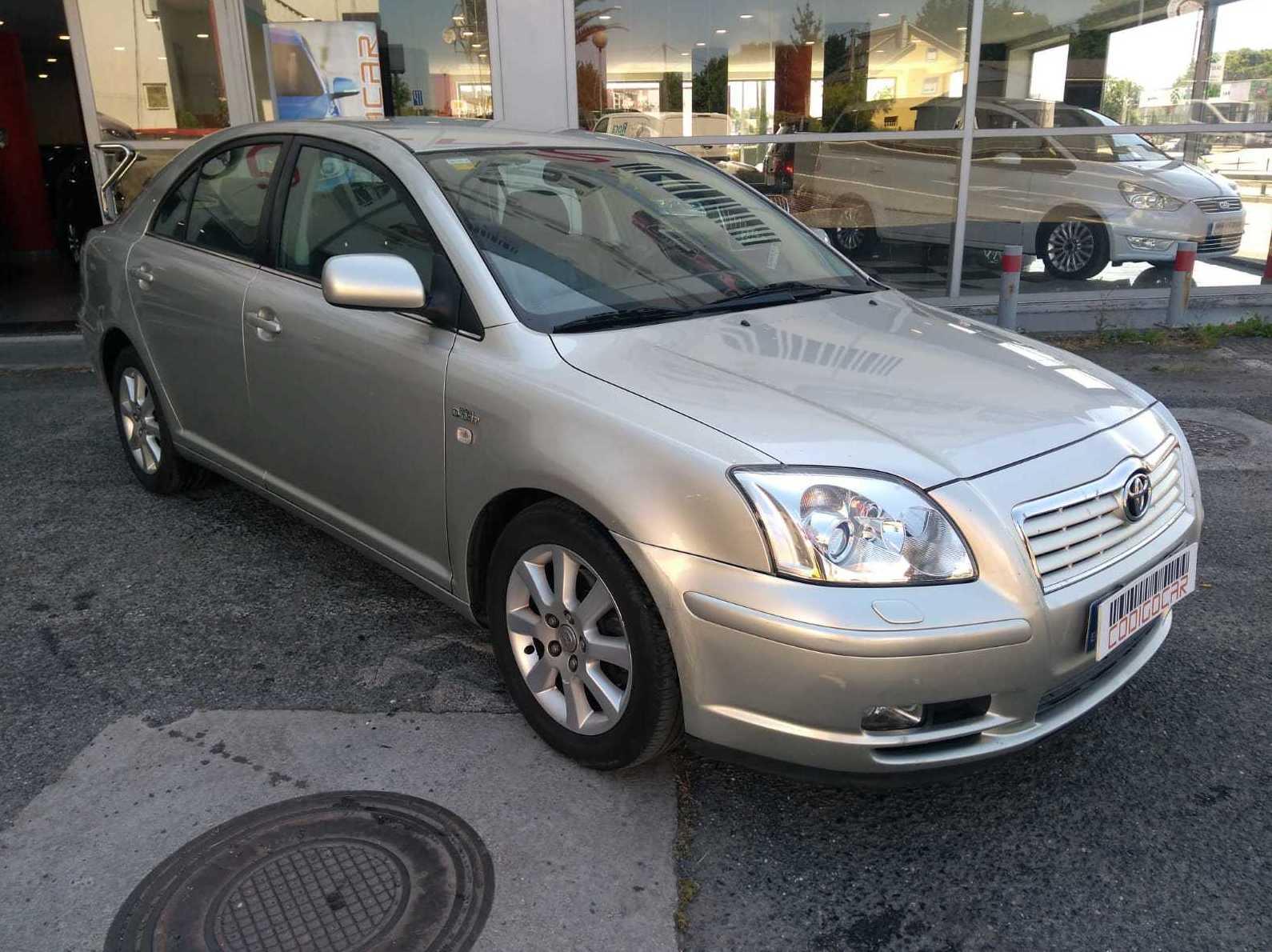 TOYOTA AVENSIS D-4D 177CV EXECUTIVE 5PUERTAS: Compra venta de coches de CODIGOCAR