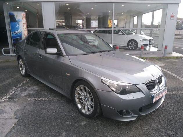BMW 530d M CON TECHO SOLAR!!: Compra venta de coches de CODIGOCAR