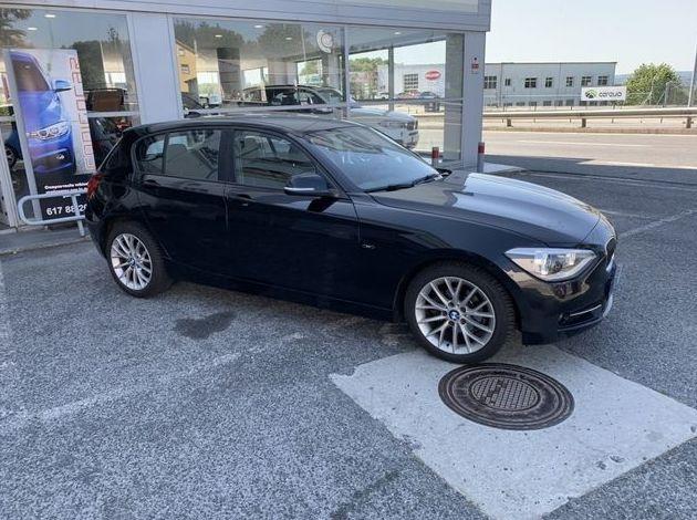 BMW 116d SPORT IMPECABLE ESTADO!!: Compra venta de coches de CODIGOCAR