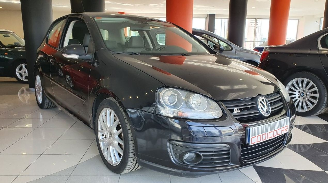 VOLKSWAGEN GOLF V 1.4TSI 170 GT SPORT AUTOMATICO:  de CODIGOCAR