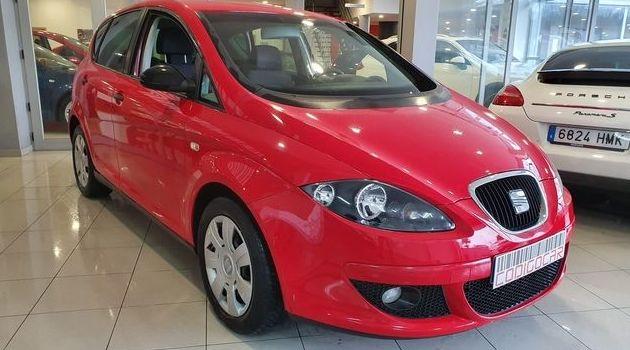 SEAT ALTEA 1.9TDI: Compra venta de coches de CODIGOCAR