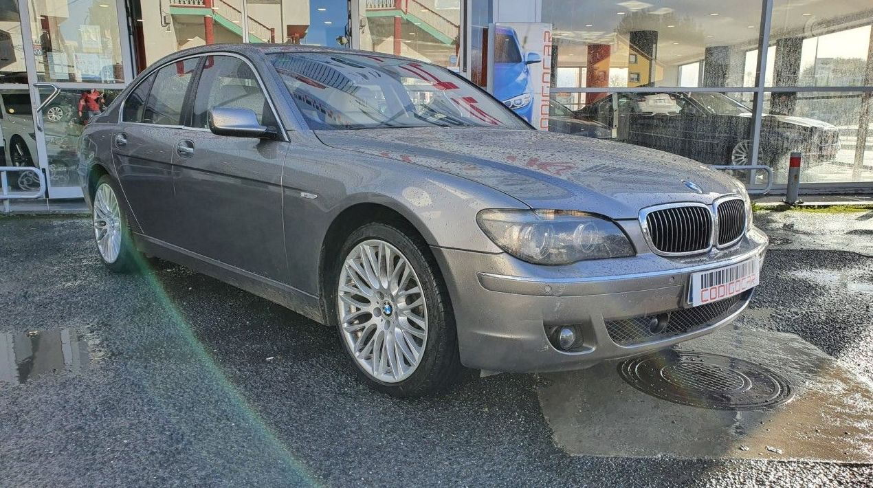 BMW 745D FULL EQUIPE!! :  de CODIGOCAR