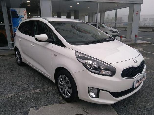 KIA CARENS 1.7CRDI DRIVE 7PLAZAS 82600KM!!: Compra venta de coches de CODIGOCAR