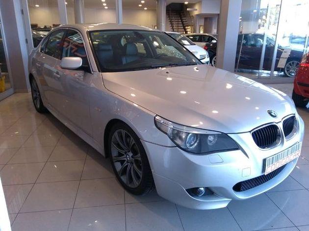 BMW 530D AUTOMATICO, PAQUETE M COMPLETO!! : Compra venta de coches de CODIGOCAR