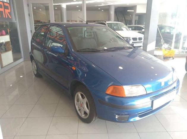 FIAT PUNTO 1.7TD 60S ¡¡ MUY ECONÓMICO!!: Compra venta de coches de CODIGOCAR