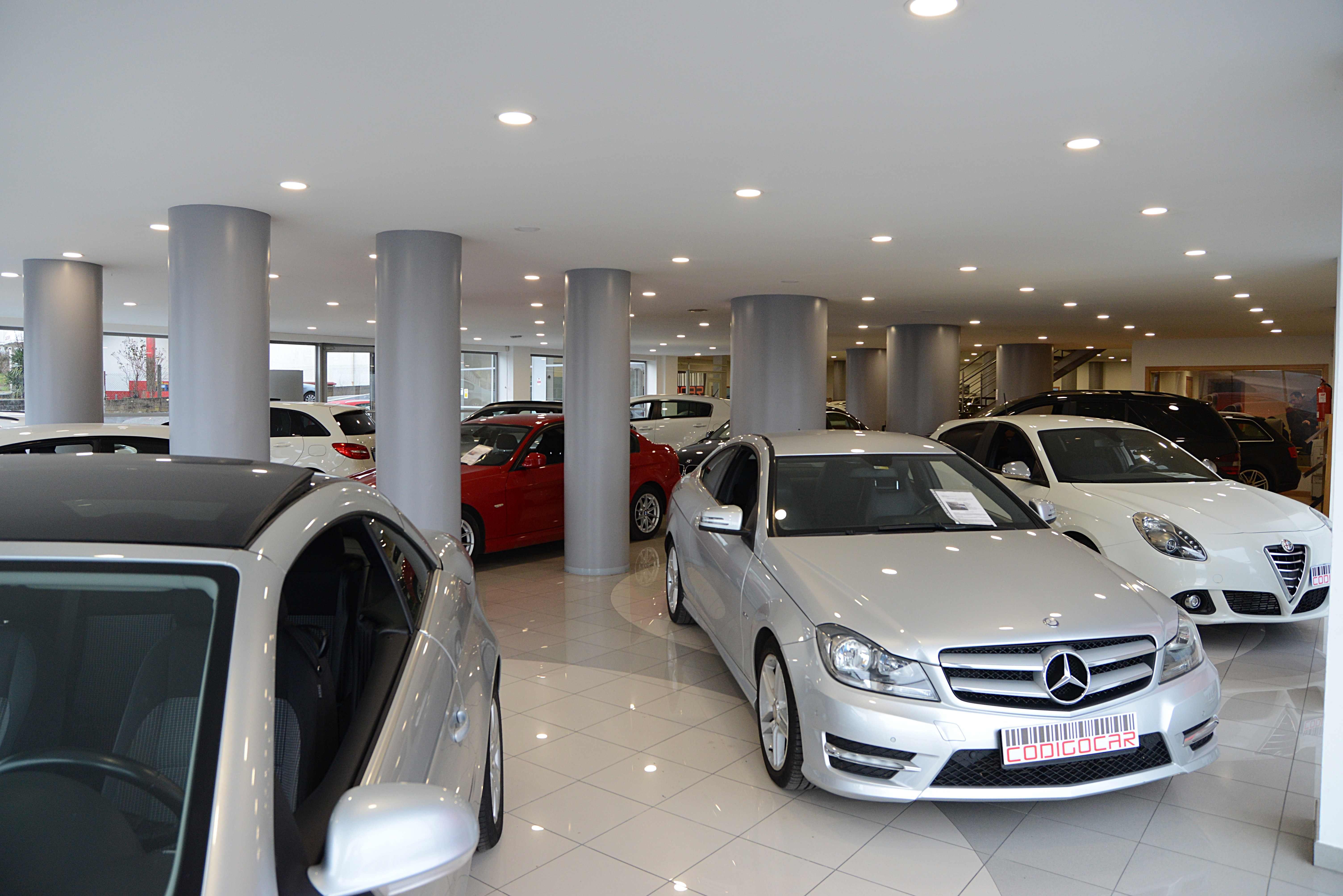 Exposición de coches