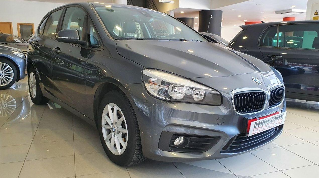 BMW 216d ACTIVE TOURER ¡¡IMPECABLE!!: Compra venta de coches de CODIGOCAR