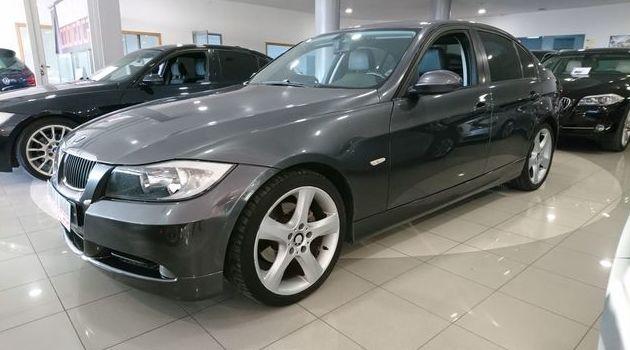 BMW 320D TAPICERIA DE CUERO: Compra venta de coches de CODIGOCAR