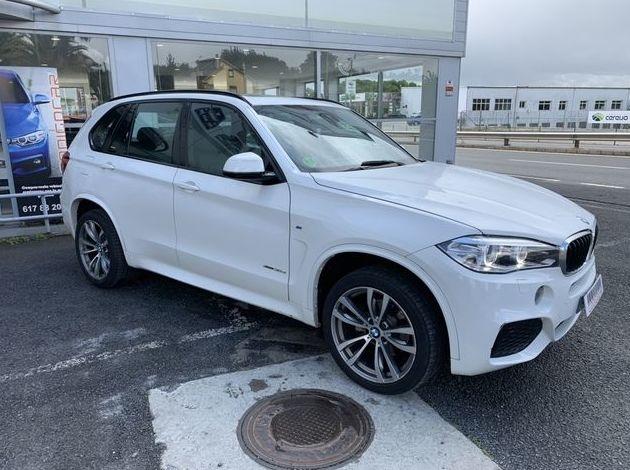 BMW X5 XDRIVE 3.0D PACK M CON TECHO PANORAMICO 118800KM!!: Compra venta de coches de CODIGOCAR