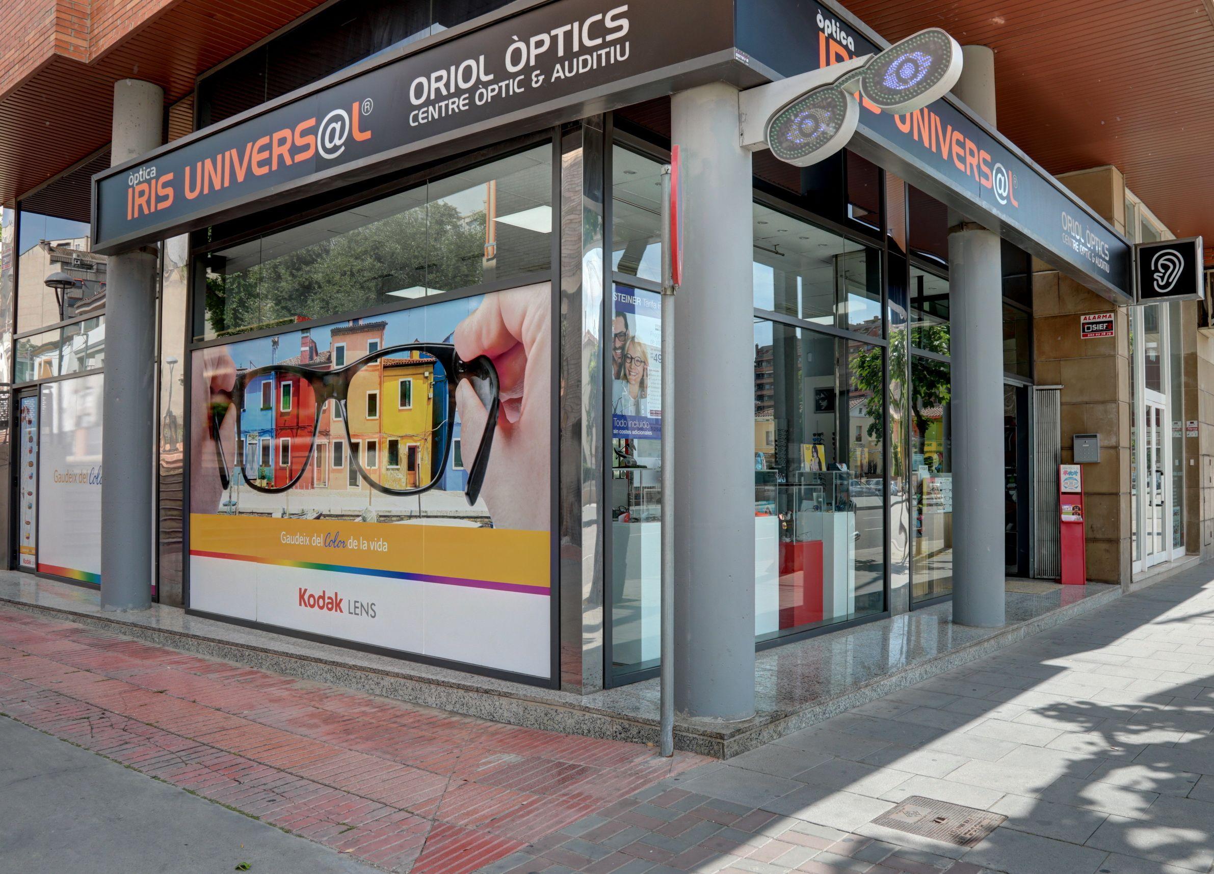 Centro óptico en Lleida