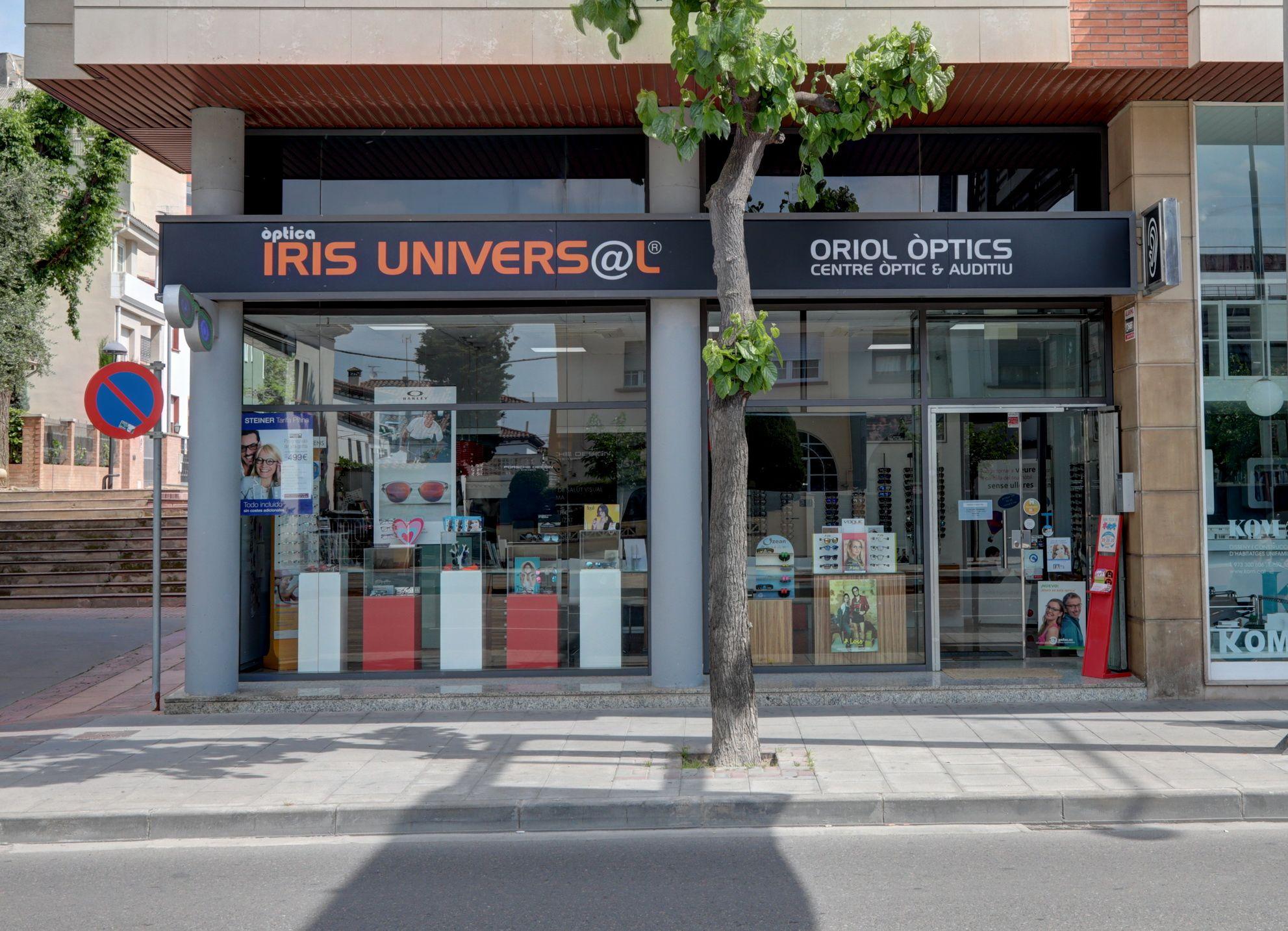 Centro óptico y auditivo en Lleida
