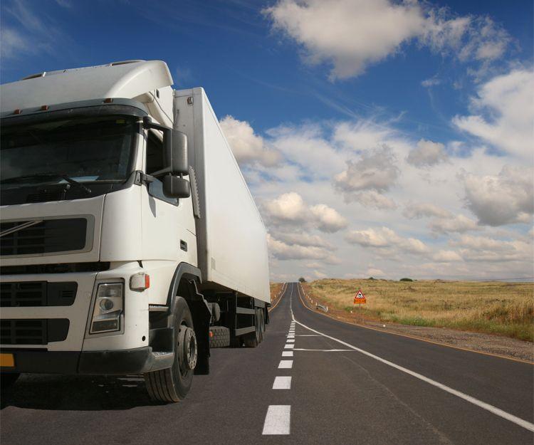 Transporte frigorífico nacional en Murcia