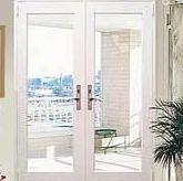 Puertas y ventanas de aluminio: Servicios  de Cerrajería Hnos. Carrillo - Ferretería Hnos. Carrillo
