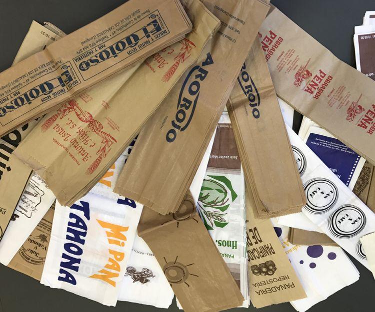 Bolsas de papel para usos diversos