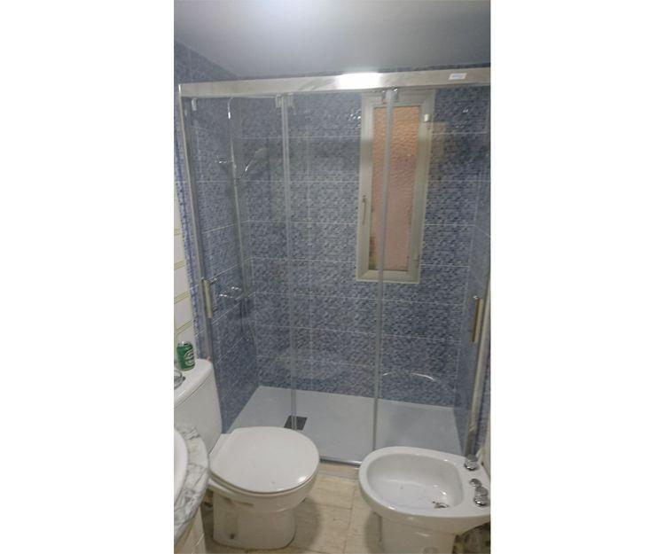 Reformas de baños en Pozuelo