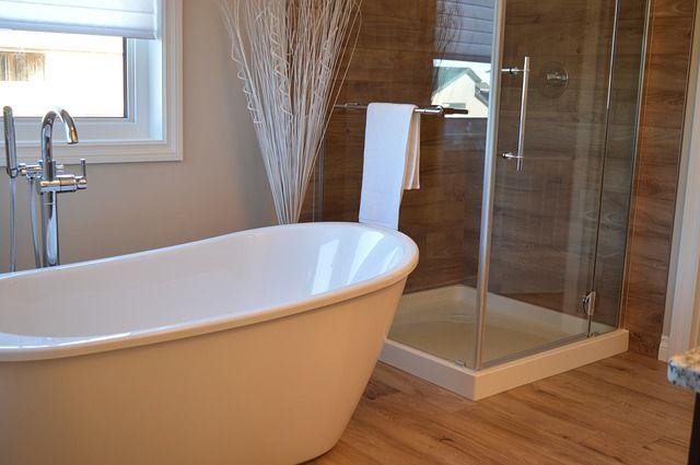 Baño en chalet