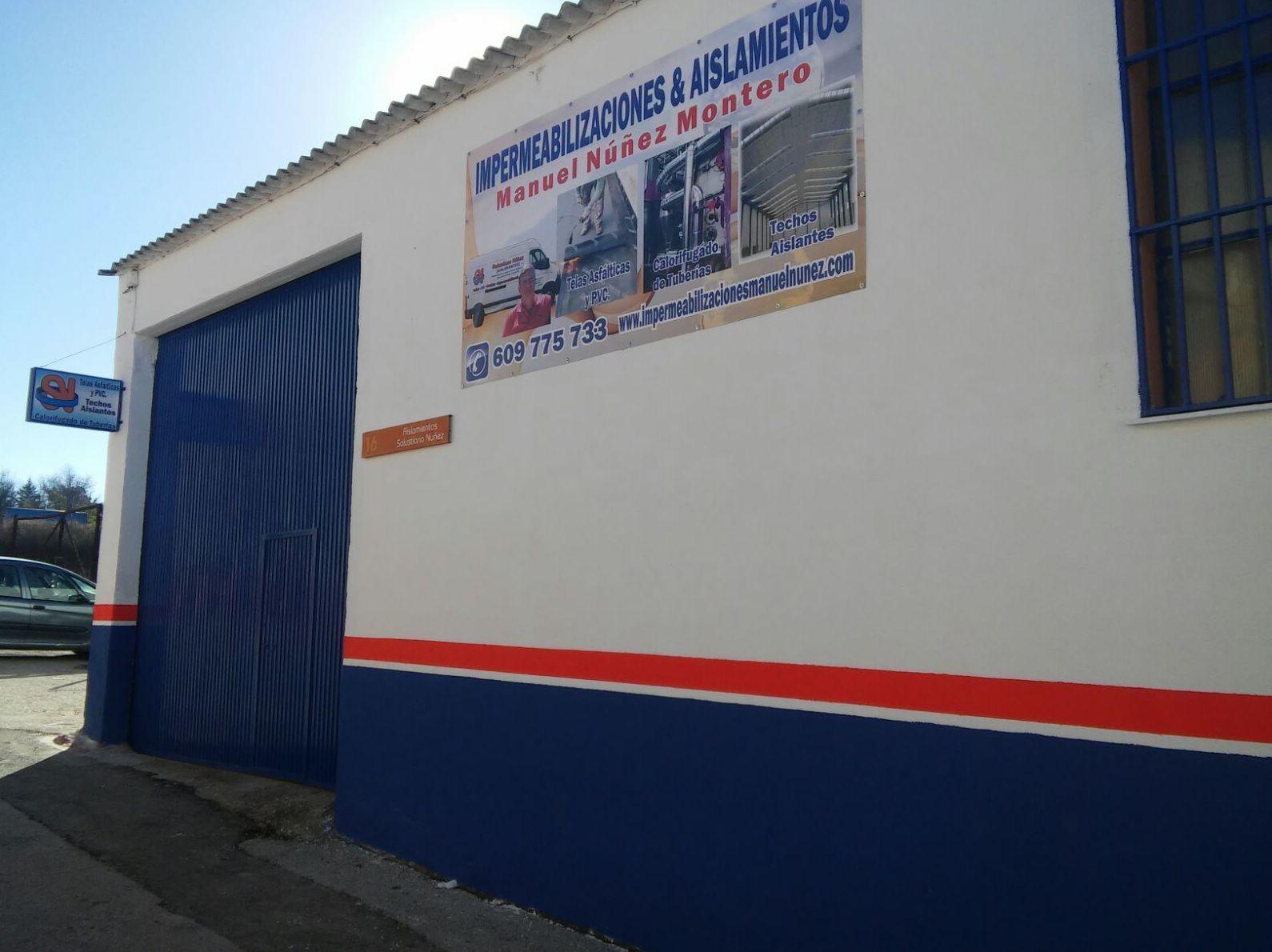 Foto 13 de Impermeabilización en Linares | Impermeabilizaciones Manuel Núñez Montero