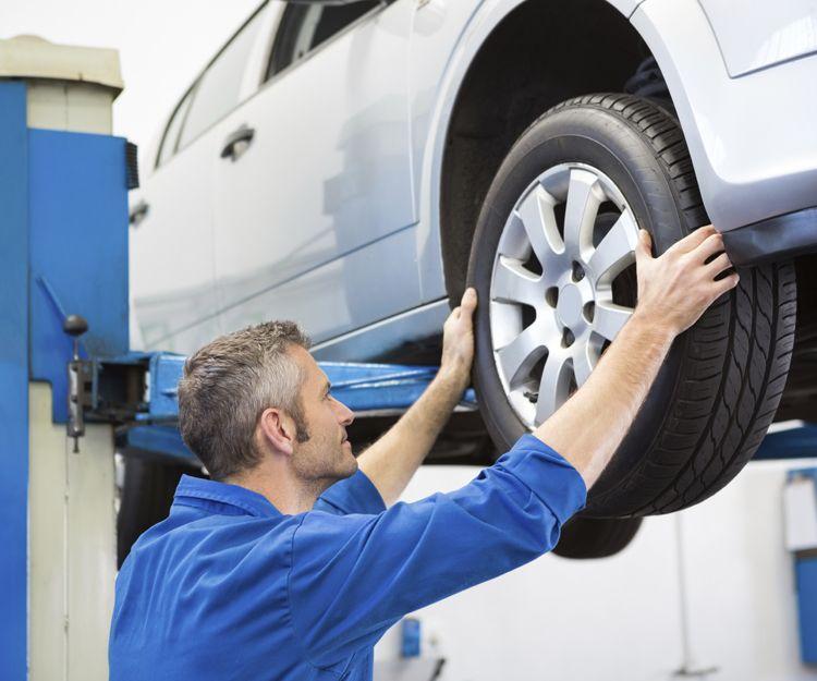 Taller de neumáticos en Las Palmas