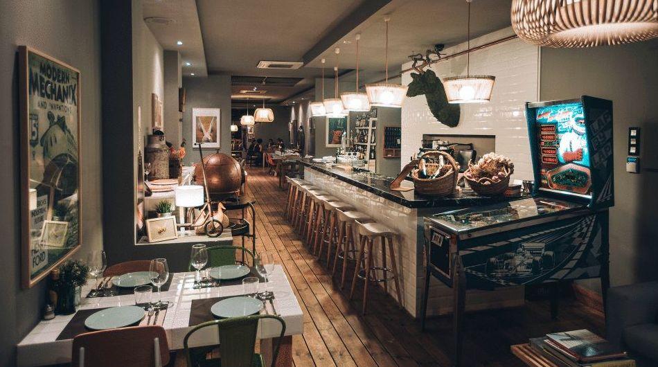Restaurante M, Valencia