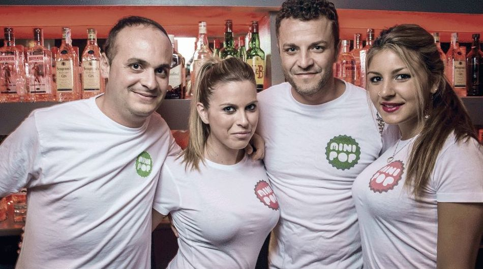 Mini Pop, bar de copas en Valencia