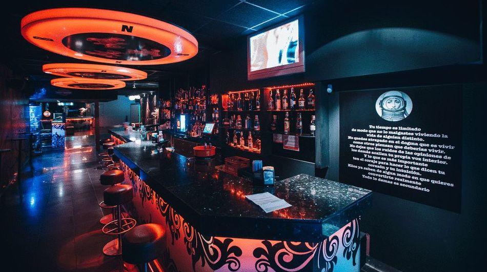 Ni Se Sabe, bar de copas en Valencia