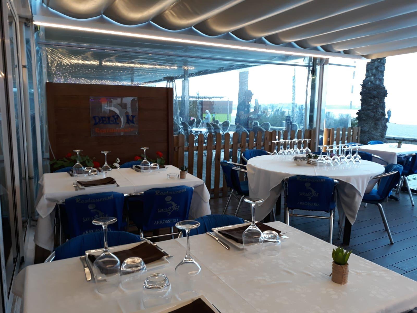 Restaurante de cocina marinera en Salou