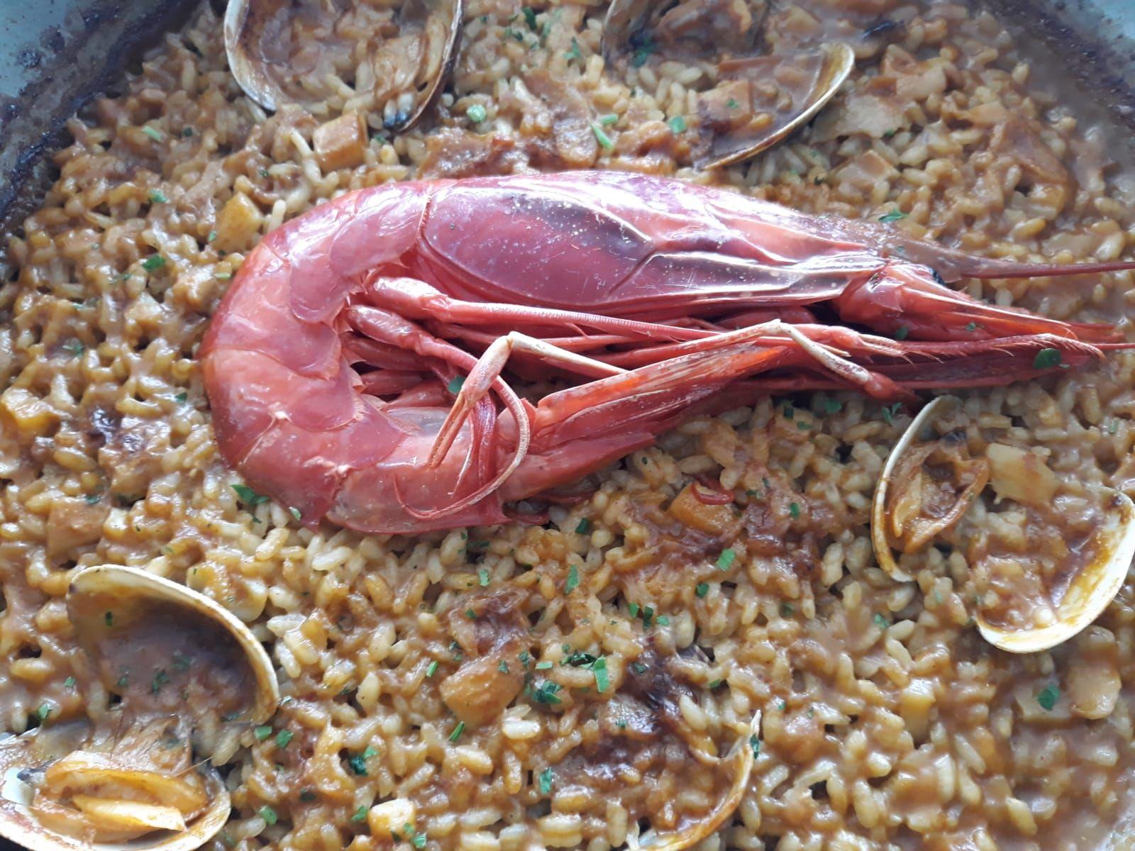 Restaurante arrocería en Salou
