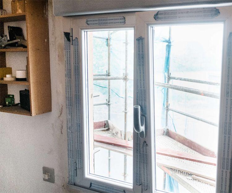 Instalación de ventanas de aluminio en León