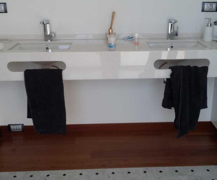 Reforma de baños en León